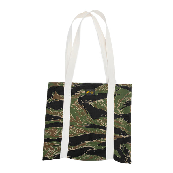 Stan Ray Tiger Stripe Ripstop Tote Bag Green
