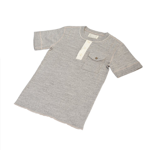 Sugar Cane Fiction & Romance Henley Heather Gray