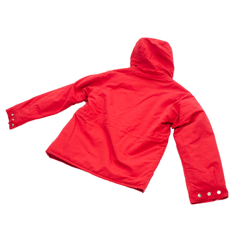 Sugar Cane Primaloft Mountain Parka Red