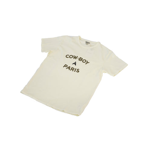 Knickerbocker Cowboy T-Shirt Milk
