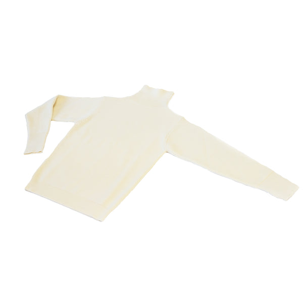 Andersen-Andersen Sailor Turtleneck Off-White
