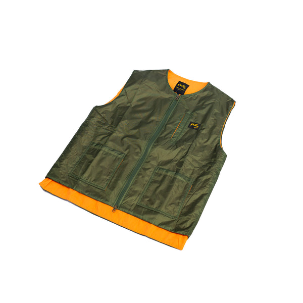 Stan Ray Liner Vest Olive Ripstop
