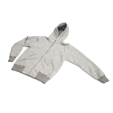 Whitesville Zip Hoodie Heather Gray