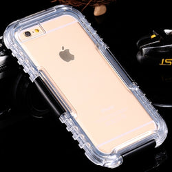 Heavy Duty Waterproof Case For iPhones