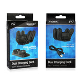 Dual PS4 Controller -USB Charging Cradle