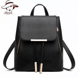 Fashionable High Quality Leather Backpack