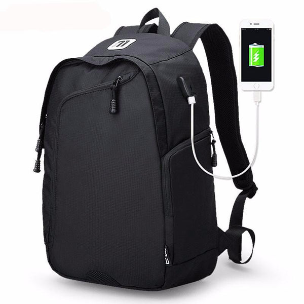 USB charging 14inch Laptop Backpack