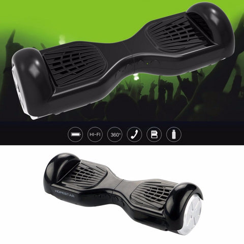 Hoverboard shaped 3D Stereo Bluetooth Speaker