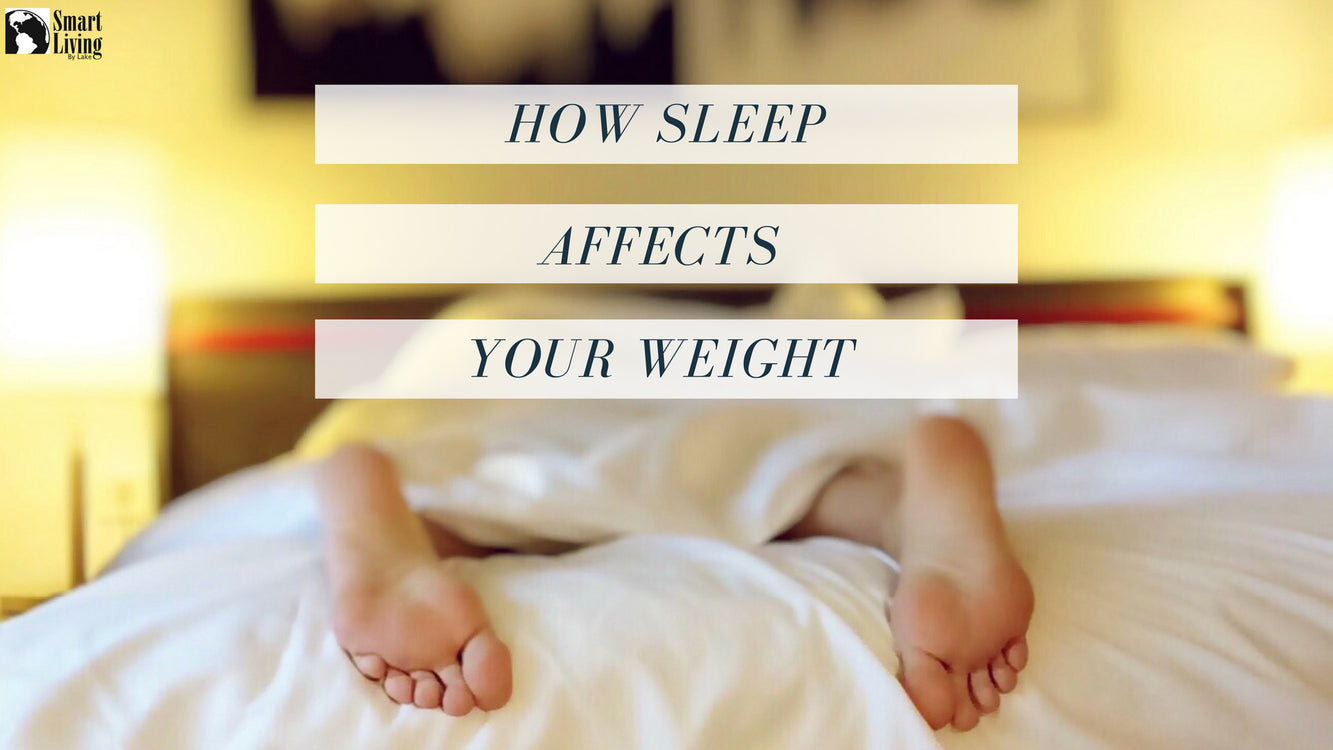 How Sleep Affects Your Weight?