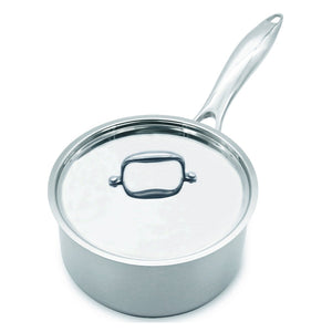 Hot Dots Cookware 1.75 Quart Saucepan