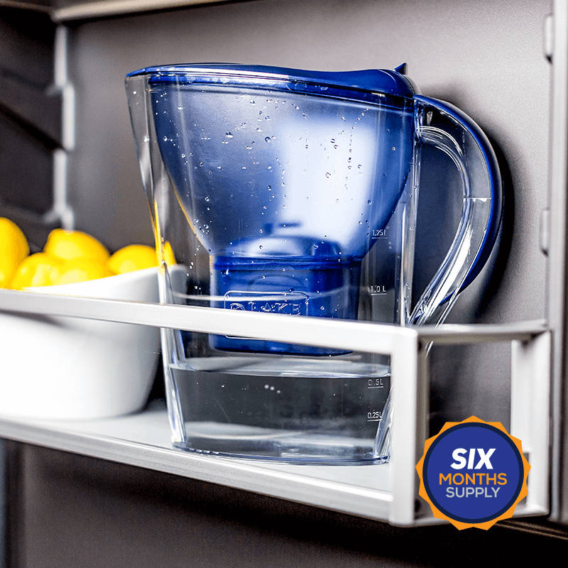 2.5 Alkaline Water Pitcher Display