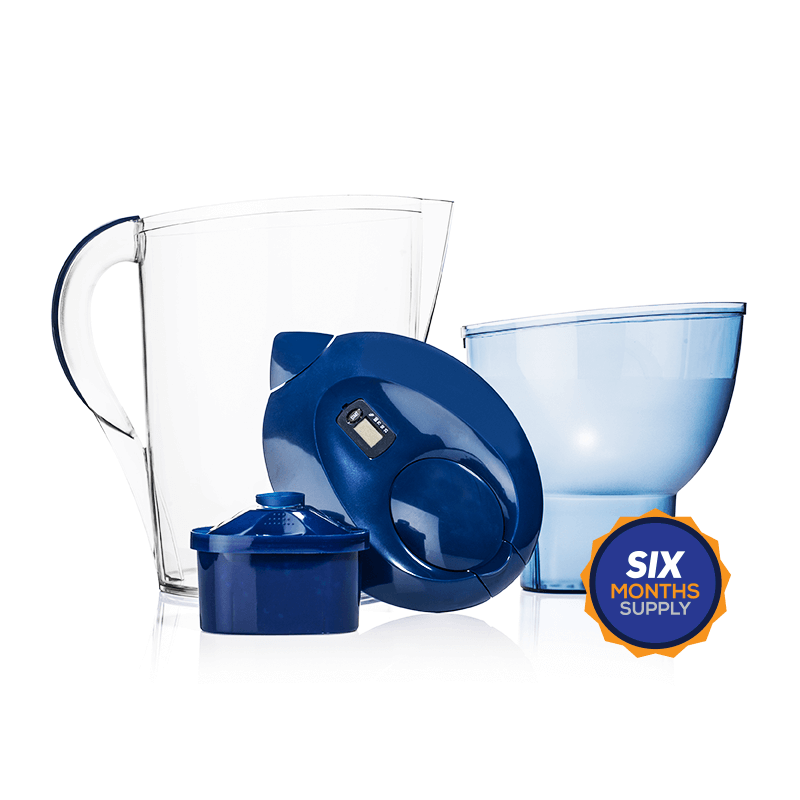 2.5 Alkaline Water Pitcher Whole
