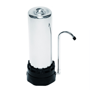 Stainless Steel Countertop Water Filtration System - Smart Living by Lake