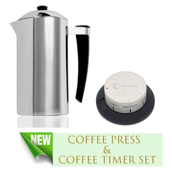 French Press Express Coffee Press PROMO BUNDLE! - Smart Living by Lake