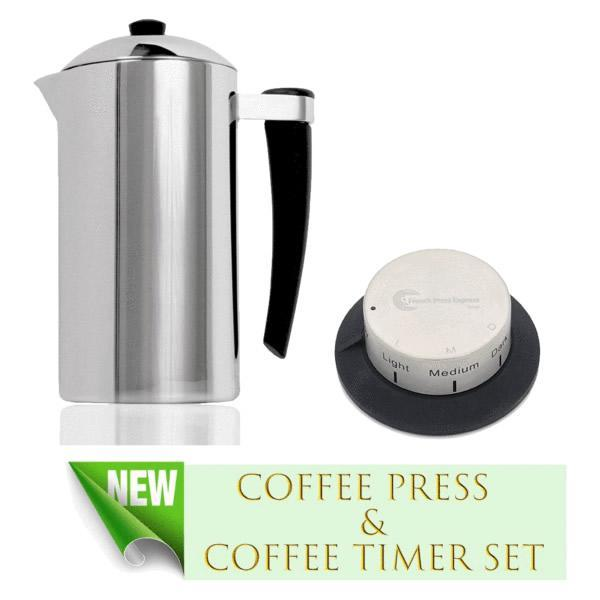 French Press Express Coffee Press PROMO BUNDLE!