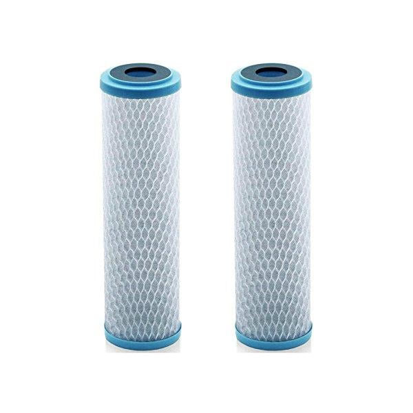 Stainless Steel Countertop Water Filtration Cartridge - KDF-Filter - Smart Living by Lake