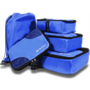 TRAVEL - Packing Cubes  5 piece set