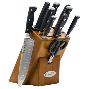 BLADES by Rick Moonen 12 Piece Cutlery Set - Smart Living by Lake