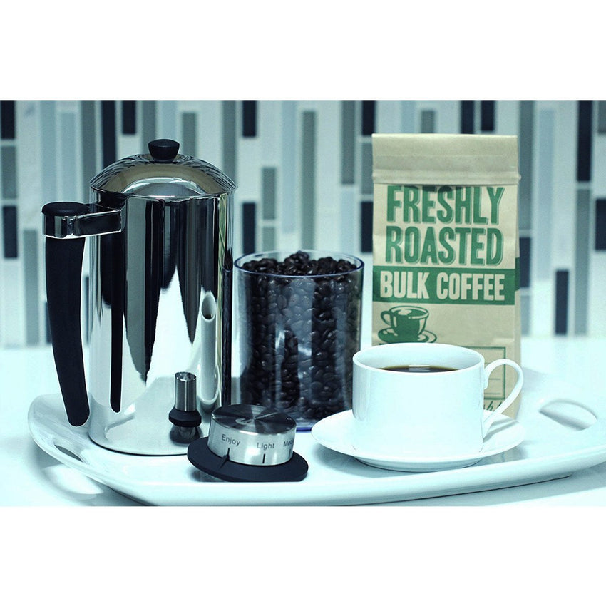 French Press Express Manual Coffee Timer