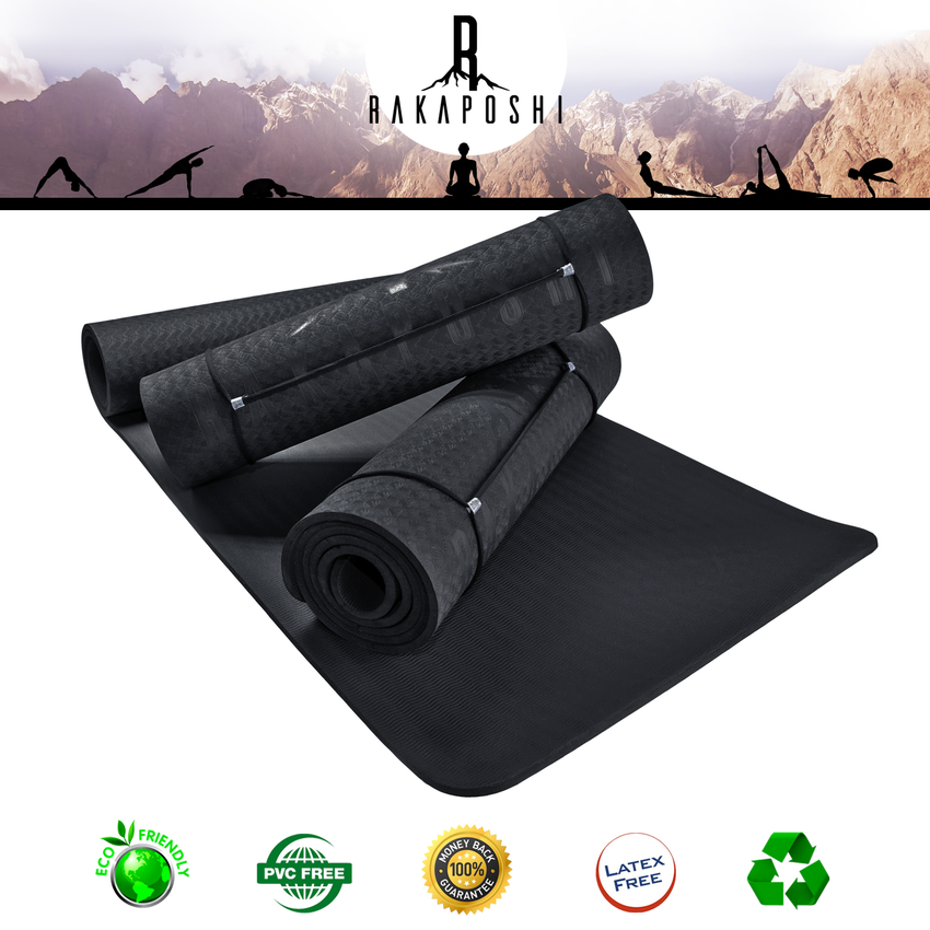 Rakaposhi Yoga Mat - Smart Living by Lake