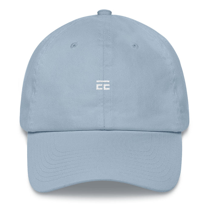 Double EE Dad Hat - Light Blue