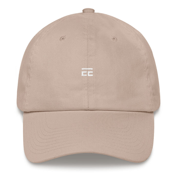 Double EE Dad Hat - Stone