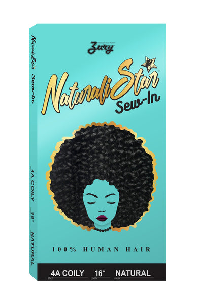 NATURALISTAR SEW-IN [4A COILY]