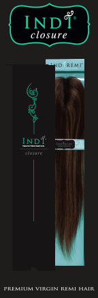 INDIREMI CURLY CLOSURE