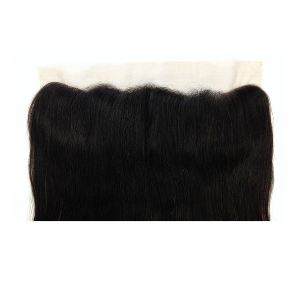 BRAZILIAN REMY LACE FRONT TOP EAR TO EAR CLOSURE 14""