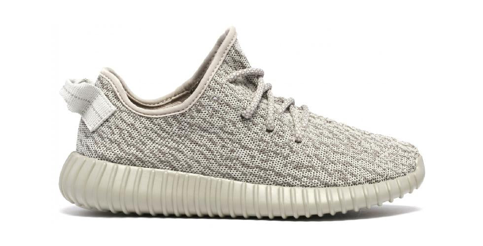 best loved 95af6 42d0b Yeezy Boost 350  Moonrock  Agate Grey