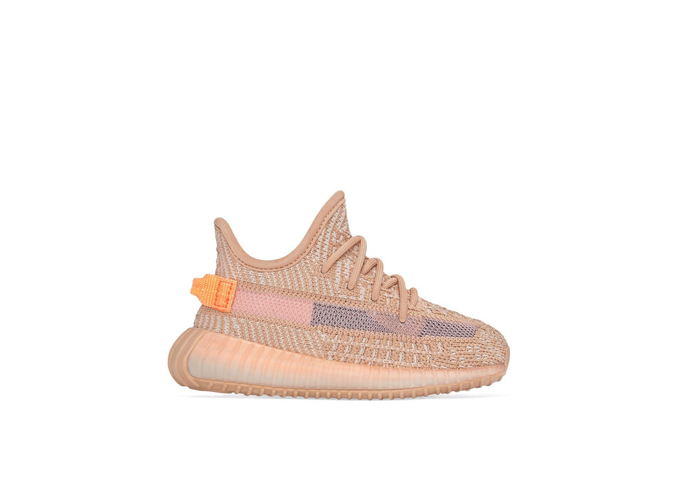 d82010a20ed17 YEEZY BOOST 350 V2 INFANTS CLAY
