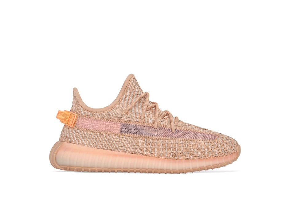 58e120cc10ac7 YEEZY BOOST 350 V2 KIDS CLAY
