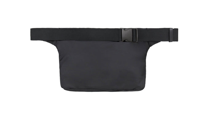 NYLON WAIST BAG INK