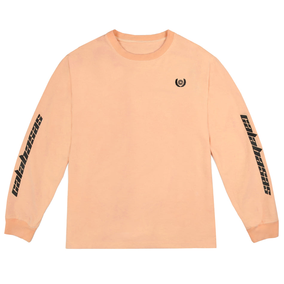 CALABASAS LONG SLEEVE NEON ORANGE