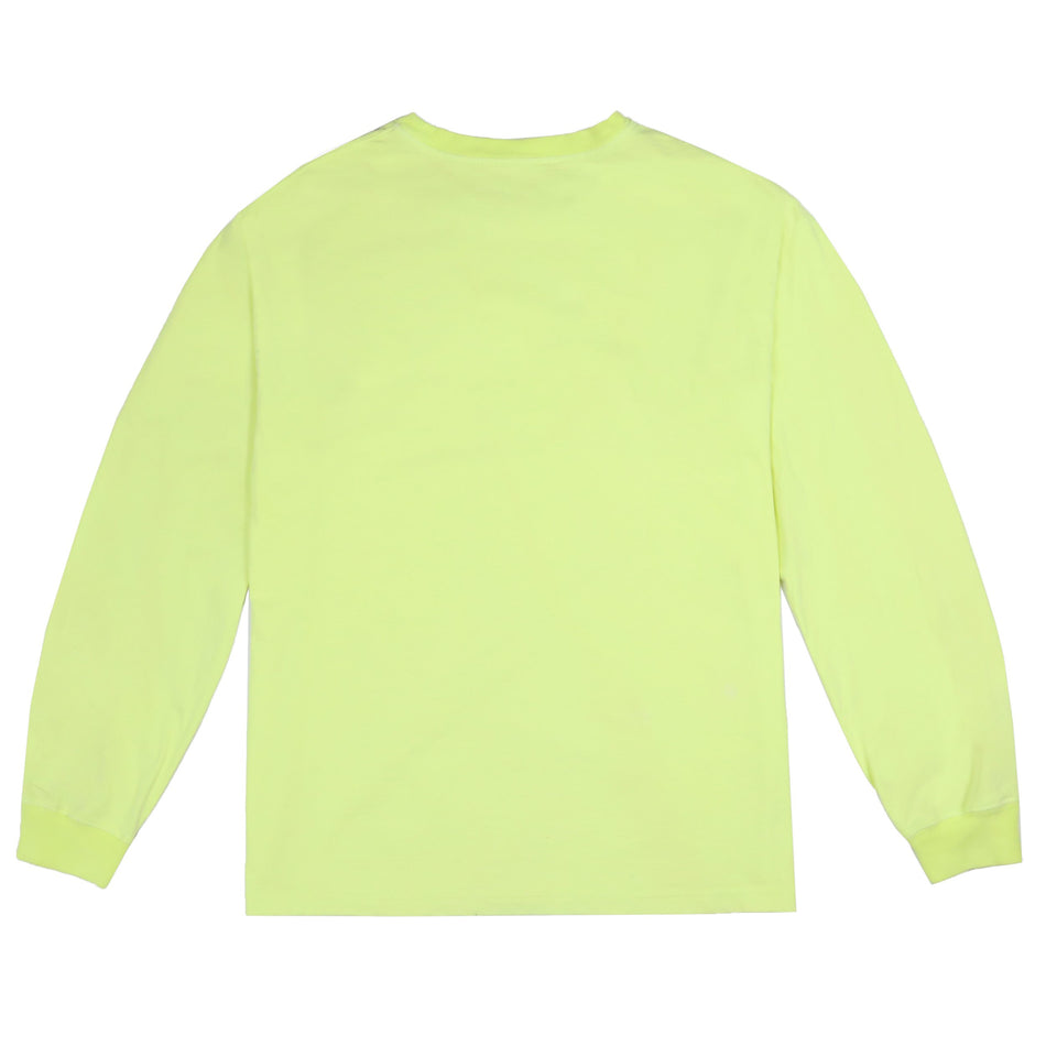 CALABASAS LONG SLEEVE FROZEN YELLOW