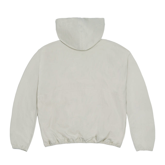 PULLOVER JACKET DUCK EGG