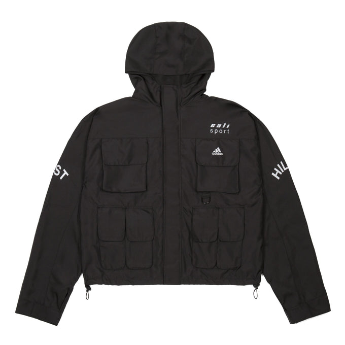 NYLON POCKET PARKA INK
