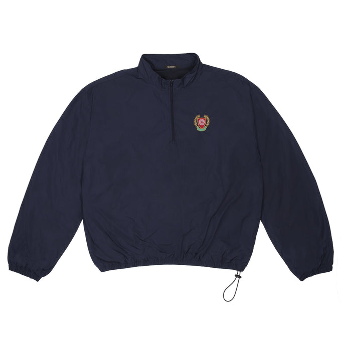 HALF ZIP WINDBREAKER LUNA