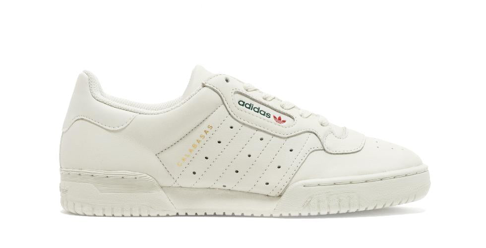 Yeezy Powerphase White