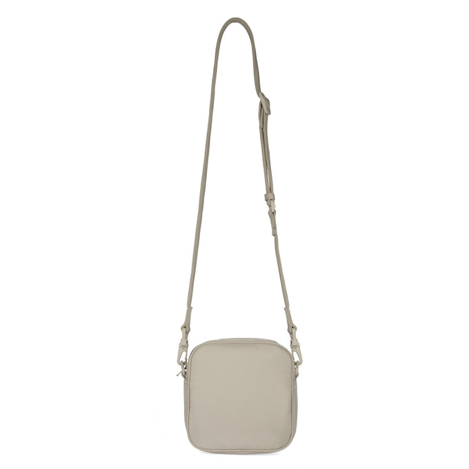 Cross Body Square Taupe