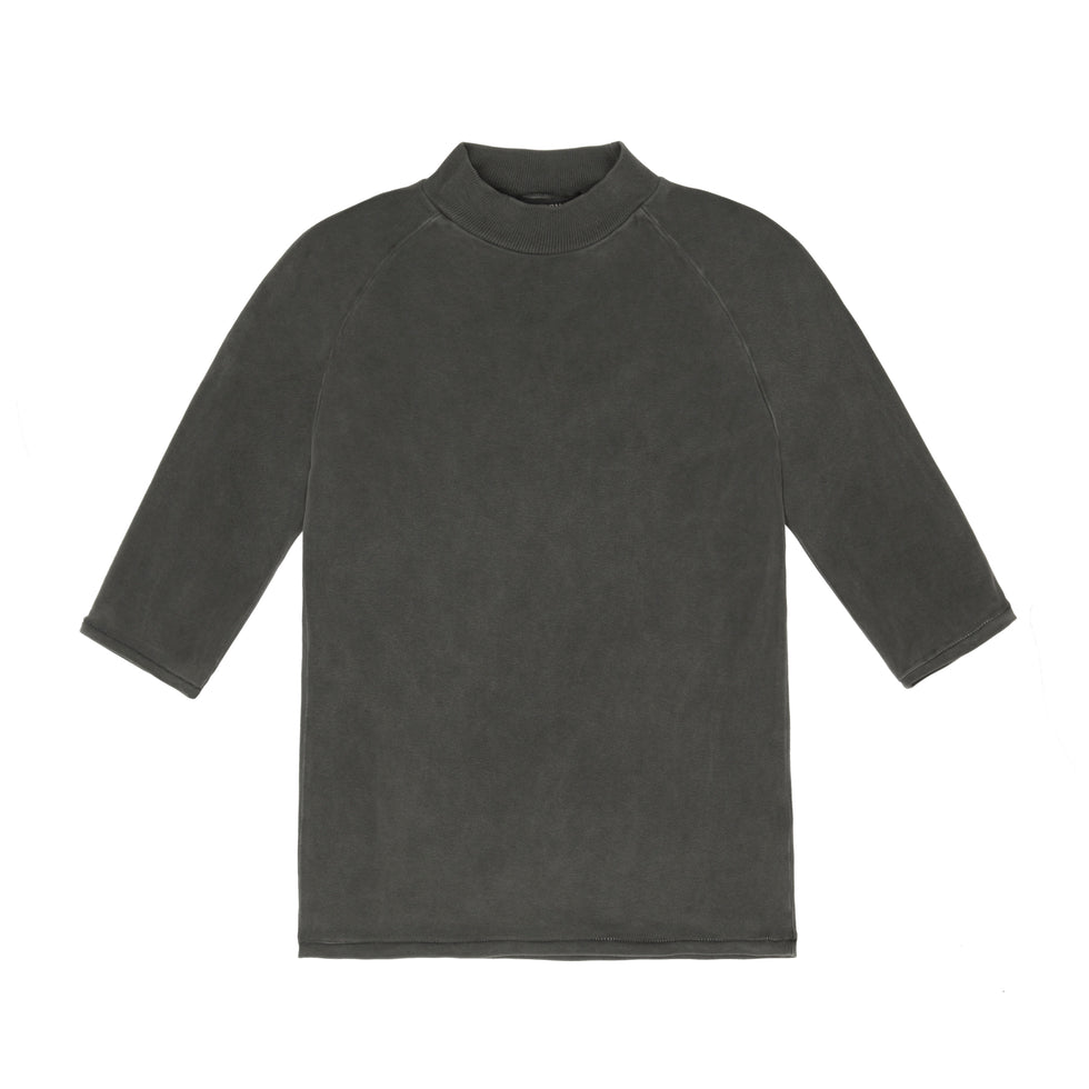 Mock Neck Tee Core