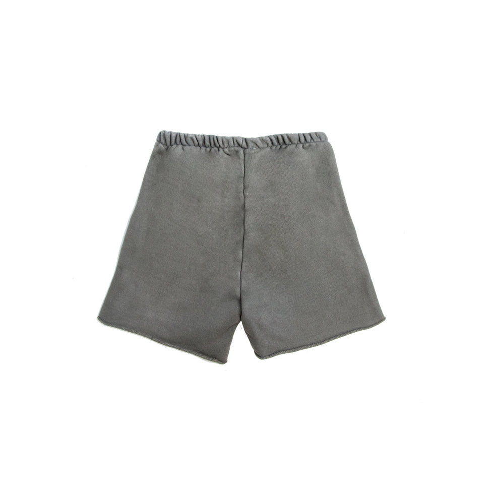 Womens Sweatshorts Gravel