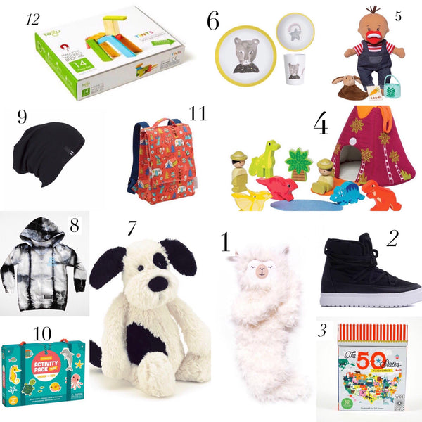 Gift Giving Guide: Toddler Boy