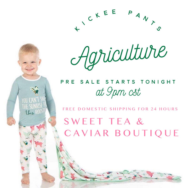 Kickee Pants Agriculture
