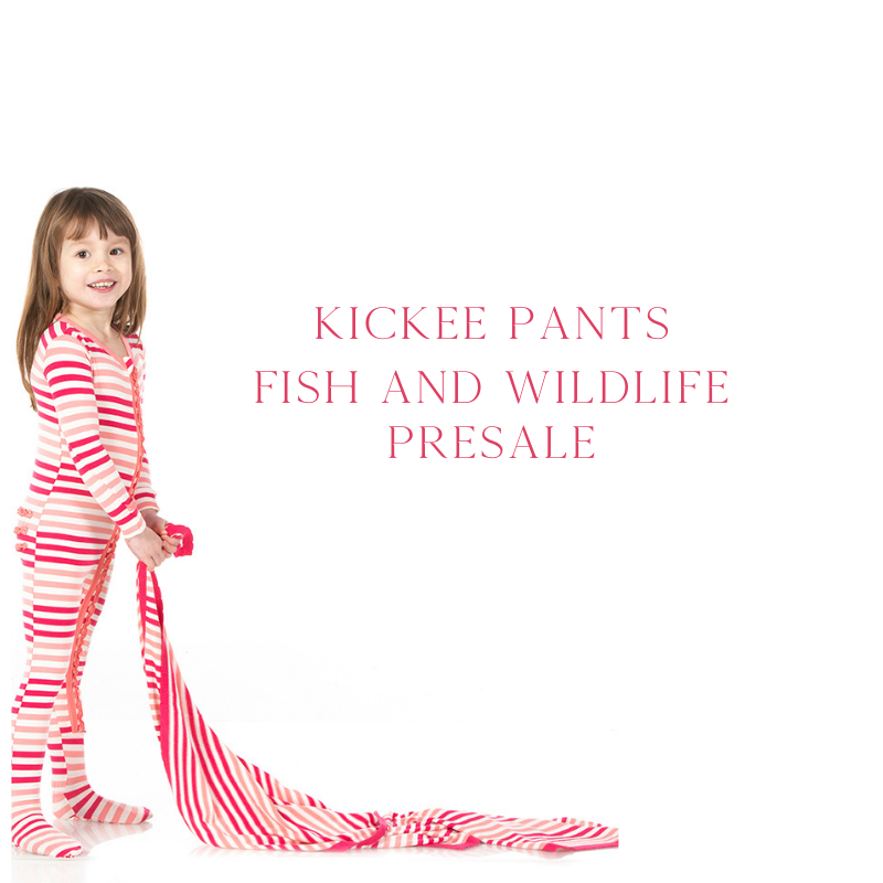 Kickee Pants Fish & Wildlife