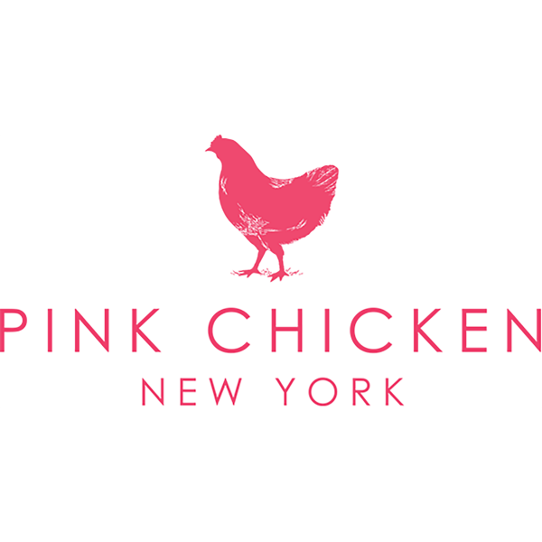 Pink Chicken | Blue Rooster
