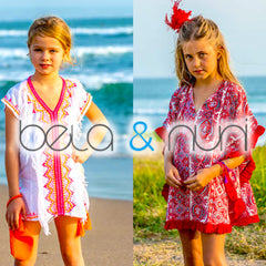Bela & Nuni clothing for children and babies.