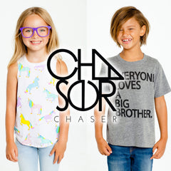Chaser clothing for children.