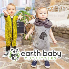 Earth Baby Outfitters clothing for babies and children.