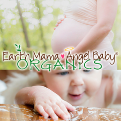 Earth Mama Angel Baby organic products for mothers and babies.